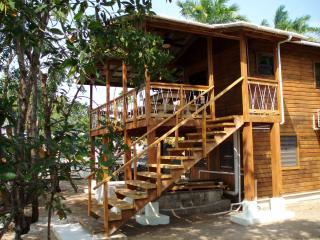 Studio apartment- Located on waterfront property. - Placencia vacation rentals