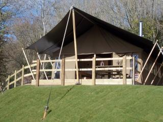 Safari lodge camping on dairy farm near Swanage - Langton Matravers vacation rentals