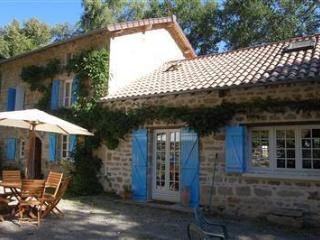 4 bedroom House with Television in Saint-Julien-le-Petit - Saint-Julien-le-Petit vacation rentals
