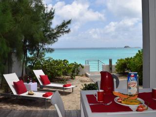 Honeymoon . Grand Case Beach Condo Feet In Water - Grand Case vacation rentals