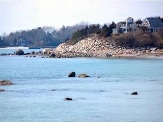 Oceanfront, private, charming, romantic, unique - Woods Hole vacation rentals