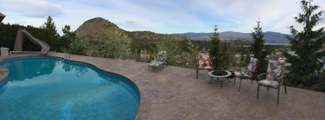 Beautiful Lakeview property in West Kelowna - Westbank vacation rentals