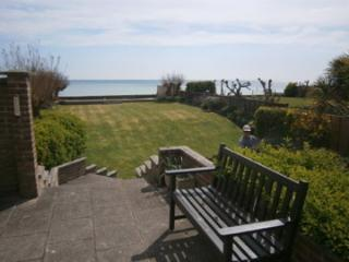 Step onto the Beach from 7 Aldwick Avenue, garden - Bognor Regis vacation rentals
