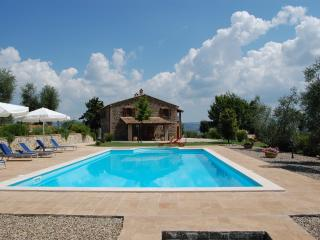 Nice Villa with Satellite Or Cable TV and Hot Tub - Castel Viscardo vacation rentals