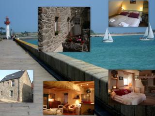 """Maison  """"Nacre de Sel"""" Classée 3 *** Etoiles - Saint-Vaast-la-Hougue vacation rentals"""