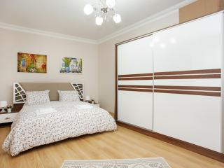 LUX 140M2 3BDR APARTMENT 100M TO TRAM&METRO - Istanbul vacation rentals