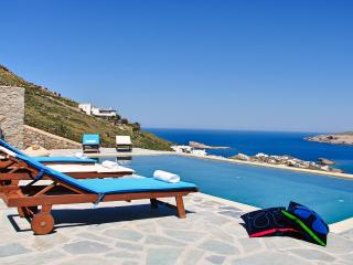 Relaxing Sea View to the Aegean Sea! - Mykonos vacation rentals