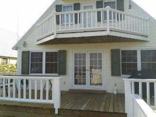 Conch Shack, overlooking White Sound Harbour and Bluff House Marina - Green Turtle Cay vacation rentals