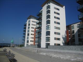 Two Bedroom Apartment w/Sea Views - Meridian Bay - Swansea vacation rentals