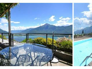 1 bedroom Apartment with Shared Outdoor Pool in Vercana - Vercana vacation rentals