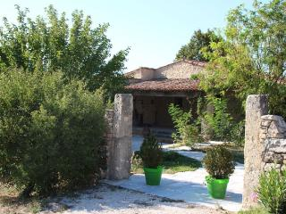 LA PEYRIERE Provencal Country House in Luberon - Saignon vacation rentals