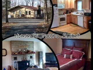 Comfortable 3 bedroom Jim Thorpe House with Deck - Jim Thorpe vacation rentals