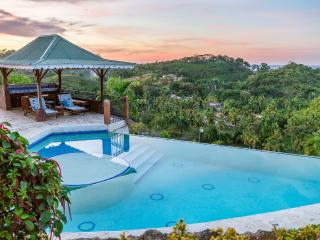 Monte Placido-R, Hilltop Ocean View, Infinity Pool - Las Terrenas vacation rentals