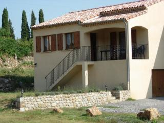 Bright 5 bedroom Gite in Chambonas with A/C - Chambonas vacation rentals