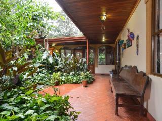 Flor de Mayo Guesthouse-Morpho - Alajuela vacation rentals