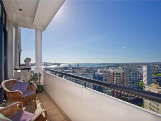 Auckland City Serviced Penthouse Apartment Accommodation- Water and Sea Views - Albany vacation rentals