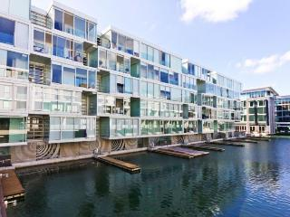 Lighter Quay Stratis Block West Facing Serviced Apartment Overlooking the Private Waterway - Auckland vacation rentals