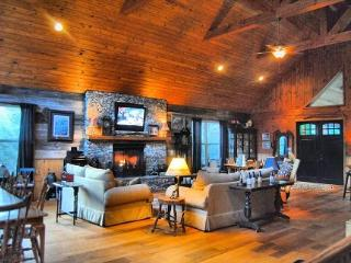 5 bedroom House with Fireplace in Helen - Helen vacation rentals