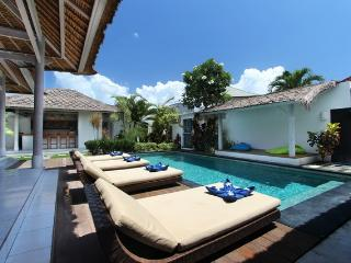 Complex of pretty tropical villas 6BR - Seminyak vacation rentals