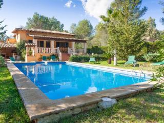 ELS PINS - Property for 8 people in Crestatx - Sa Pobla vacation rentals