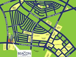 Makati near Greenbelt unit 3015 - Studio w/ Wifi - Makati vacation rentals