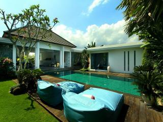Complex of beautiful tropical trendy villas 10BR - Seminyak vacation rentals