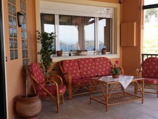 Comfortable 3 bedroom Agia Pelagia House with Deck - Agia Pelagia vacation rentals