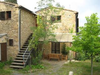 Tipica abitazione rurale toscana con vista mare - Guardistallo vacation rentals
