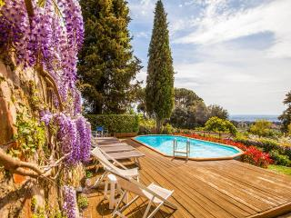 Villa Acacia, in Florence, no car needed, private pool, garden, Wi-Fi, Washers - Fiesole vacation rentals
