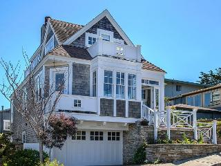 3688 Nautilus ~ Ocean Views from the Decks! Luxurious Beds! Walk to Town! - Pacific Grove vacation rentals