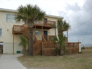 Nice House with Deck and A/C - Tybee Island vacation rentals