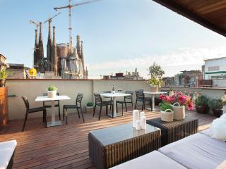 Sagrada Familia. Unique views - Gaudi - Barcelona vacation rentals