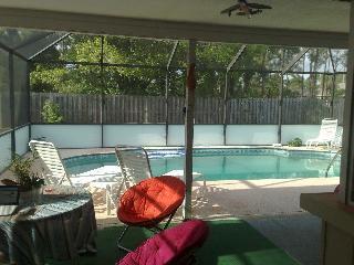 Pool house in quiet neigborhood - Port Saint Lucie vacation rentals