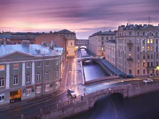 Mansarda in 52 steps from The Hermitage - Saint Petersburg vacation rentals