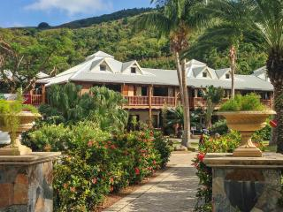 Stunning apartment in a wooden villa 200m from Anse Marcel beach, sleeps 4 - Anse Marcel vacation rentals