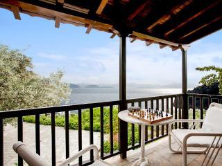 Villa with sea view & private beach - Xiropigado vacation rentals