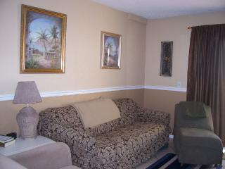 BEACH FRONT FIRST FLOOR !5 STAR RATED ! - Panama City Beach vacation rentals