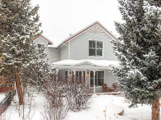 Quaint Victorian Three Bedroom Home near Carter Park - Breckenridge vacation rentals