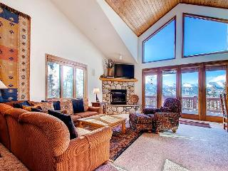 Located on Baldy Mountain-SunBreck has unbeatable views of the Ten Mile Range - Breckenridge vacation rentals