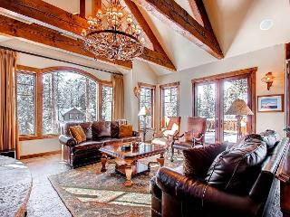 This Custom Built Home Provides Unique Amenities and Excellent Views! - Breckenridge vacation rentals