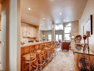 Ski in Ski Out 4 bedroom Townhome on the 4 O'clock Ski Run - Breckenridge vacation rentals