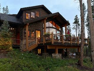 Experience European flair and finesse in Cypress Mountain Chalet - Summit County Colorado vacation rentals