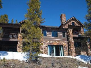 Luxurious Mountain Lodge on 4 Acres in the Swan Valley! - Breckenridge vacation rentals