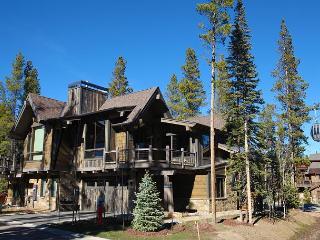 Luxurious custom duplex located a 2 minute walk from mid-station gondola! - Breckenridge vacation rentals