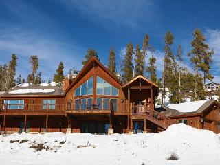 Relax & Enjoy Sweeping Views of the Ten Mile Range - Hot Tub and Pool Table!! - Breckenridge vacation rentals