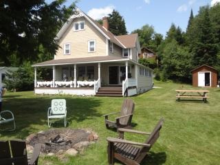 Wiggand's Old Forge Adirondack Cabins, Lakeside - Blue Mountain Lake vacation rentals