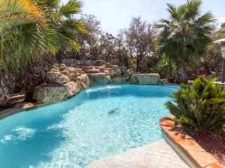 Hill Country Resort Getaway with Hot Tub and diving pool- The Cabin - Helotes vacation rentals