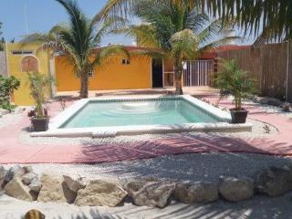 2 Bedroom Beach House Brand New Pool - Romance Fun - Chuburna vacation rentals