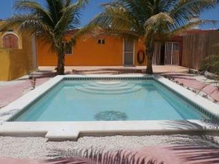 2 Bedroom Beach House Brand New Pool - Romance Fun - Chuburna vacation rentals