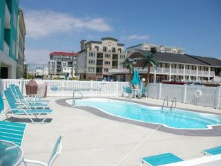 4 Bdr * Pool * Steps to Beach * Elevator - Wildwood Crest vacation rentals